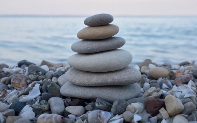 Das Gleichgewicht finden