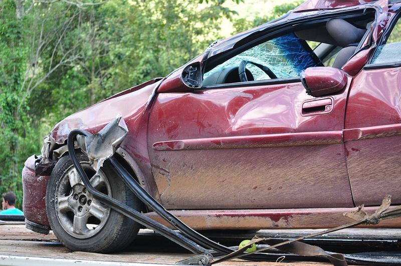 Behandlung nach Unfall