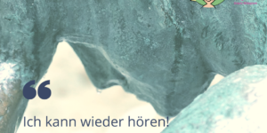 Feedback Hören